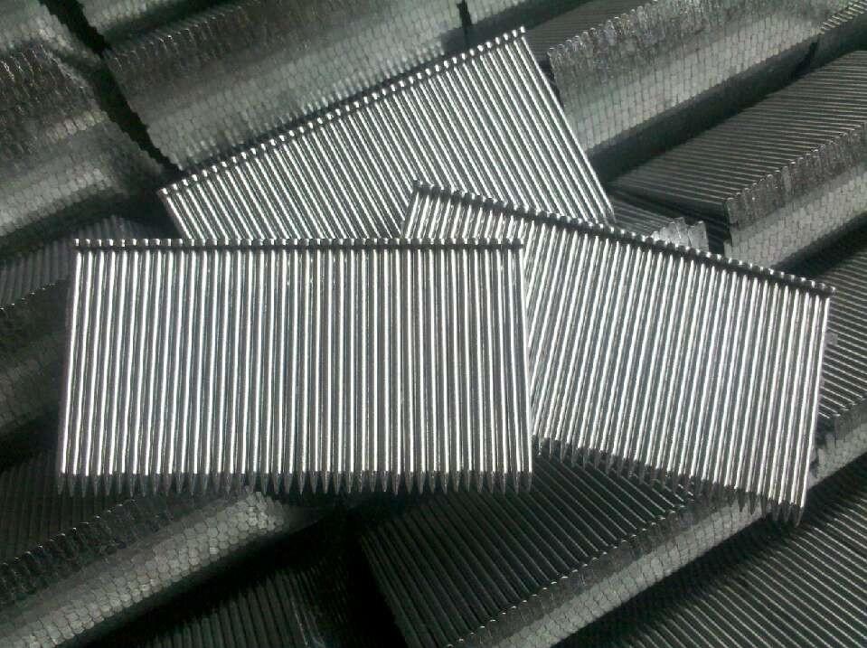 大量钢排钉